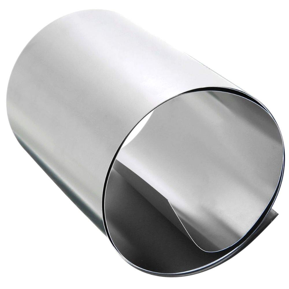 1pcs 304 Stainless Steel Fine Polished Plate Sheet 2mm x 100mm x 100mm