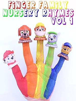 Family Finger Nursery Rhymes Vol 1 - Nursery Rhymes For Kids