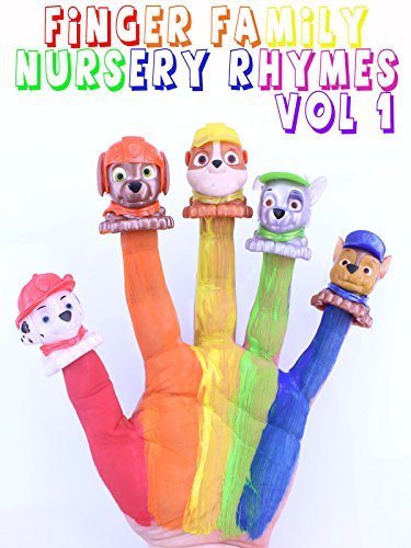 Family Finger Nursery Rhymes Vol 1 - Nursery Rhymes For Kids (Colors Kid)