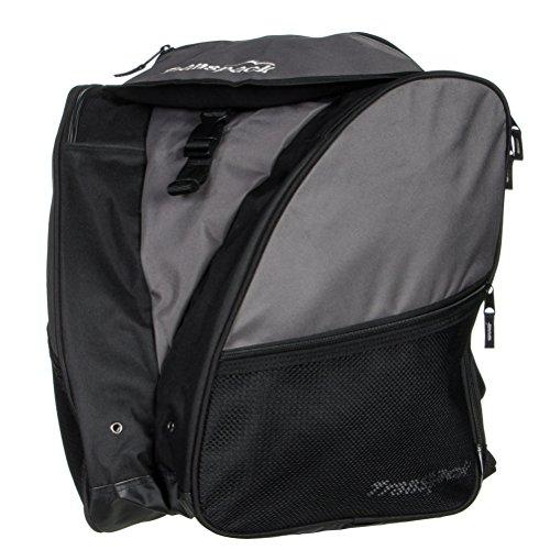 (Transpack XT1 Sk/Snowboard Boot and Gear Bag Backpack  - Gray/Black 2017)