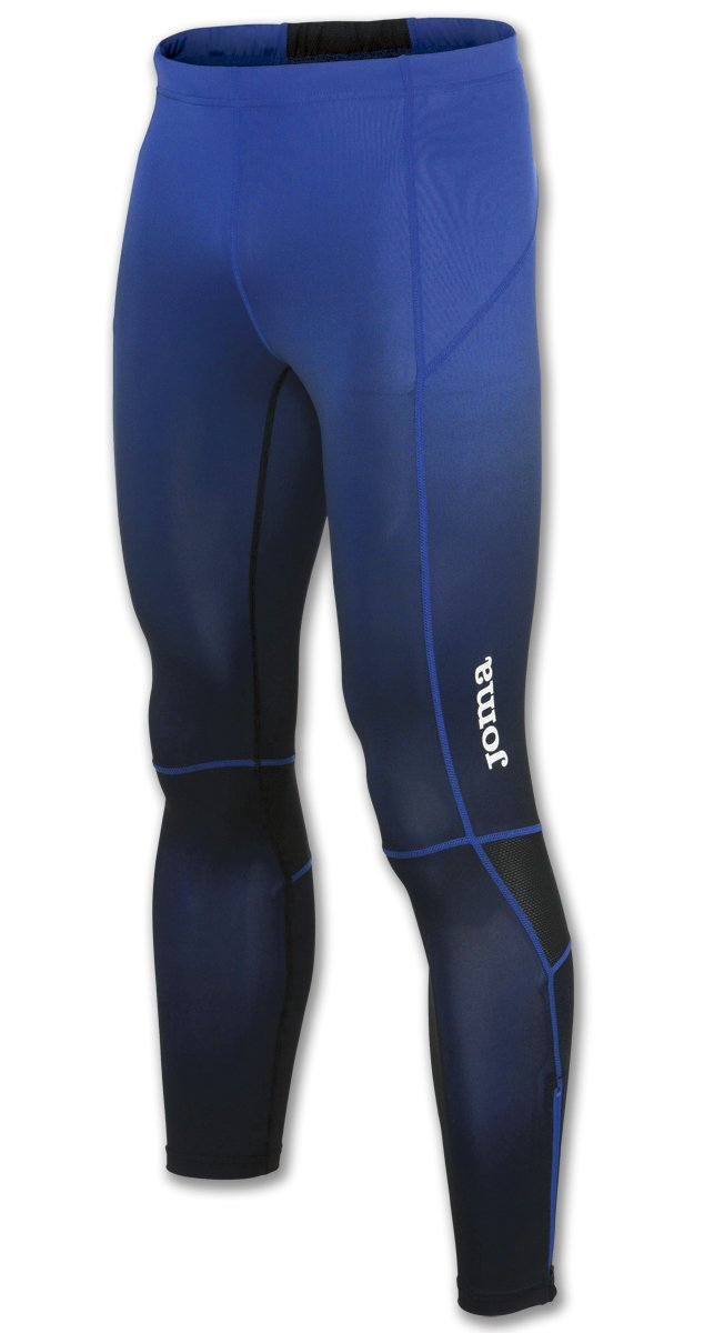 Joma long tights elite v navy-black 2XS JOMB0|#Joma 100396300