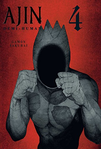 Ajin. Demi-Human - Volume 4