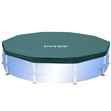 Cubierta para piscina octogonal 3.05 m Intex