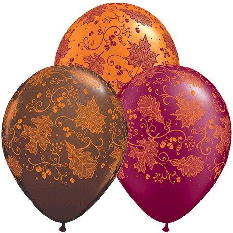 Around Latex Balloons - 1