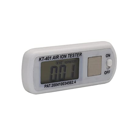 KT-401 Mini Air Ion Tester Counter with LCD Display High Concentration of – Air Ion