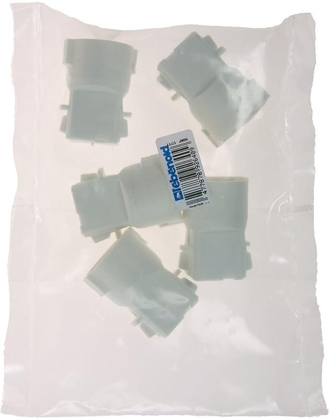 Ebenoid EBE892640 Sachet de douille de chantier B22, 150 W, 250 V, Blanc