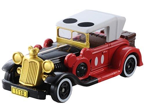 ドリームスター クラシック ミッキーマウス 「トミカ ディズニーモータース DM-11」の商品画像
