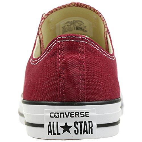 Star All Adult's Burgundy Chuck Converse Taylor Unisex STwqEntxF