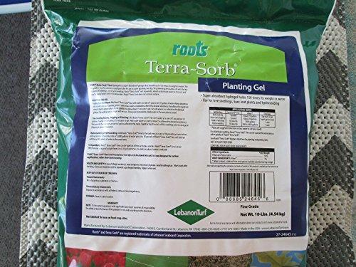 Terra - Sorb - Super Absorbent Hydrogel Granules for Roots & Planting