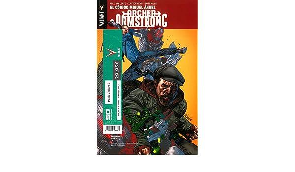 Pack Valiant 3. Archer And Armstrong - 5 volúmenes: Amazon.es: Fred Van Lente, Fred Van Lente: Libros
