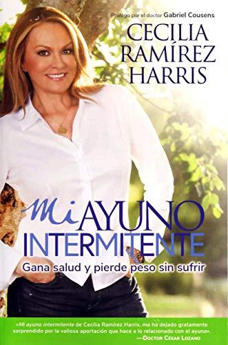 Libro : Mi Ayuno Intermitente: Gana Salud Y Pierde Peso S...