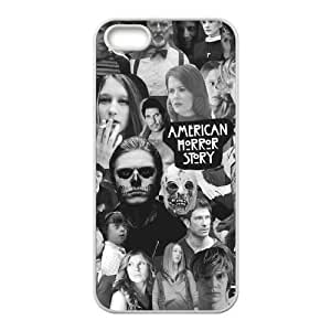 American Horror Story Unique Design Cover Case with Hard Shell Protection for Iphone 5,5S Case