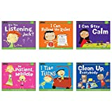 NEWMARK LEARNING MYSELF READERS 6PK I AM IN CONTROL (Set of 3)
