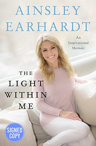 The Light Within Me - Signed / Autographed Copy Autographed Light