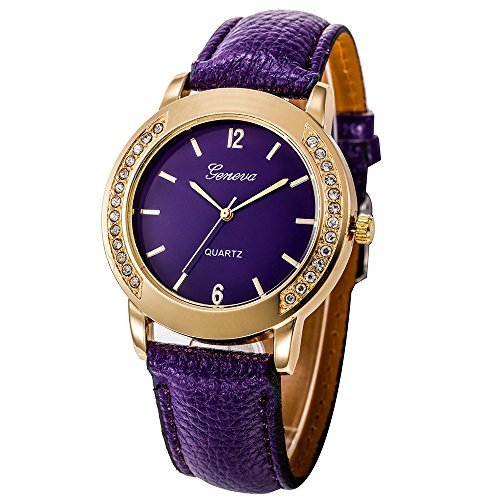Womens Mens Quartz Watches,Hengshikeji Unique Quartz Dress Casual Simple Business Mens Watches Display Simple Stainless Steel Wrist Watch Bracelet Roman Numeral Waterproof Watch