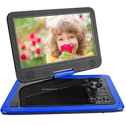 large screen portable dvd player - 7