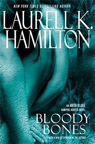 book cover of Bloody Bones