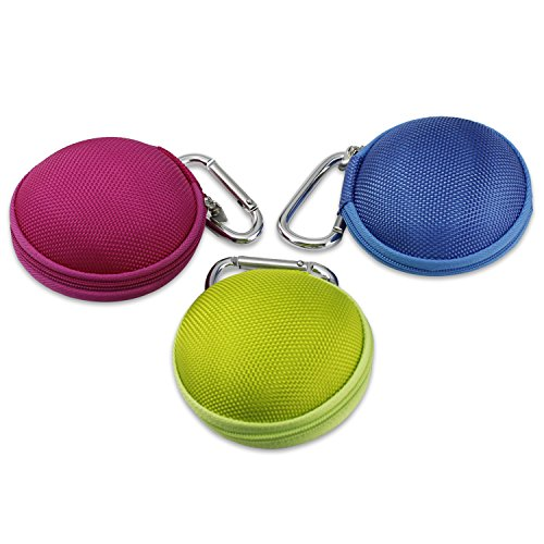 Portable MultiColor Earphone headset handsfree