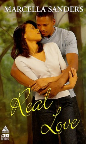 Books : Real Love (Arabesque) by Marcella Sanders (2000-02-01)