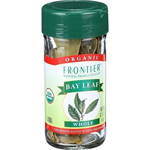 Frontier Herb Btl Bay Leaf Whl