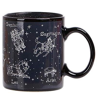 Heat Changing Mug Animal Constellation Magic Coffee Mug Heat Sensitive Porcelain Tea Cup(10 OZ) - by Antspirit