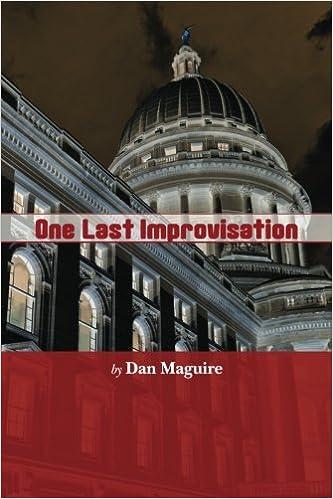 Book One Last Improvisation