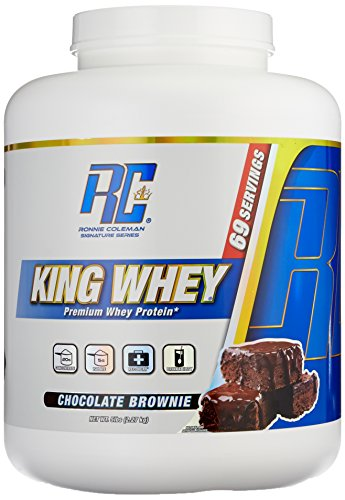 Ronnie Coleman Signature Series King Whey, Leading Whey ...