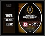 national championship football - Alabama Crimson Tide vs. Georgia Bulldogs 12