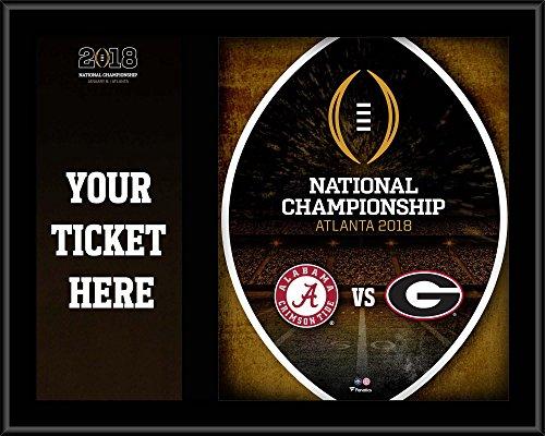 Alabama Crimson Tide vs. Georgia Bulldogs 12