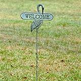 SPI Home 33290 Welcoming Crane Garden Stake