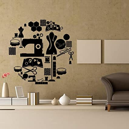 Amazon Com Wall Decal Decor Decals Sticker Art Handiwork Handicraft