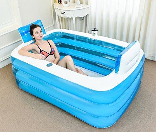 Aumentar el espesamiento de la bañera de baño de adultos Bañera de plástico