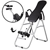 Adjustable Folding Inversion Table Inversion Machine With Comfort...