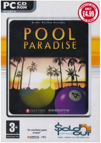 Pool Paradise (PC CD) [Importación inglesa]: Amazon.es: Videojuegos