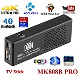 RBSCH MK808B PRO android 5.1 Smart TV BOX Amlogic S905 64bits Quad Core 1G/8G support WIFI H.265 Hardware Bluetooth DLNA KODI XBMC Pre installed Mini TV Dongle