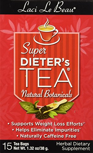 - Laci Le Beau Super Dieter's Tea Cleanse