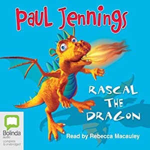 Rascal The Dragon Audiobook