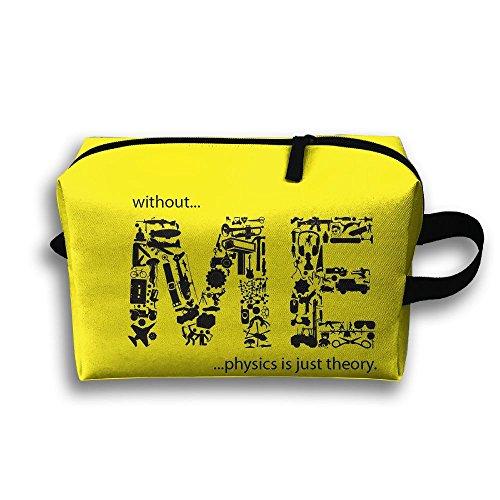 Me Letters Design Cosmetic Bags Makeup Organizer Bag Pouch Zipper Purse Handbag Clutch Bag -