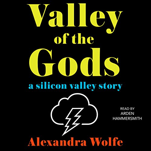 The Valley of the Gods: A Silicon Valley Story by Simon & Schuster Audio
