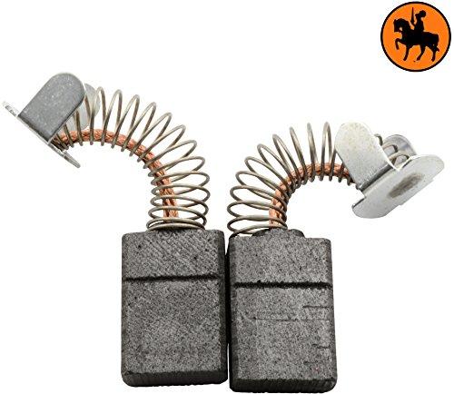 2.0x4.3x5.9 5,2x11x15,5mm Balais de Charbon pour RYOBI C100A scie