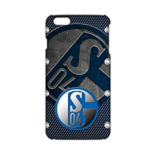CCCM Both Schalke 04 3D Phone Case for iphone 4 4s