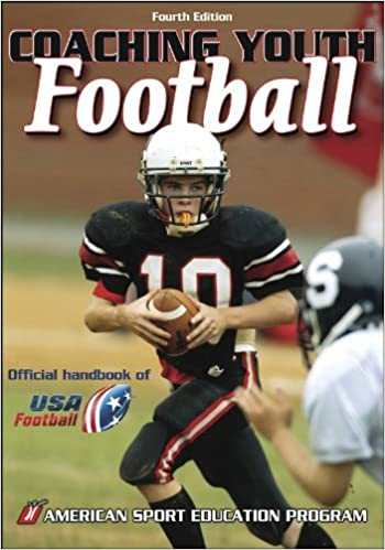 Coaching Youth Football Official Handbook Of Usa Football 4th Edition Paperback June 10 2005