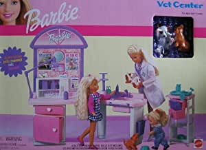 barbie pet vet coloring pages - photo#27