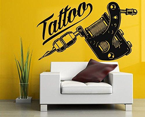 Amazon.com: tattoo salon wall decal tattoo wall sticker tattoo ...
