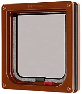 Cat Mate Lockable Cat Flap Brown (B0002Y1PSA) | Amazon price tracker / tracking, Amazon price history charts, Amazon price watches, Amazon price drop alerts