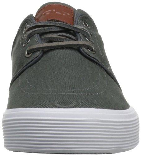 Polo Ralph Lauren Hombres Faxon Low Sneaker Deepgrey / Polo Black
