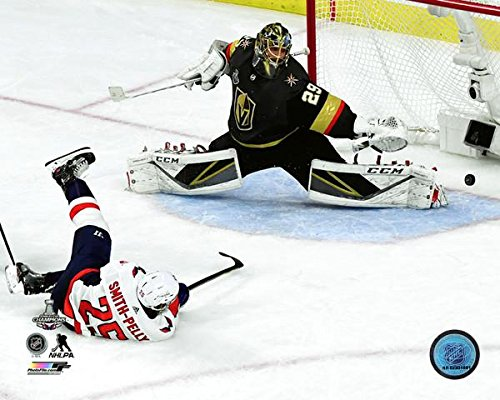 Devante Smith-Pelly Washington Capitals 2018 NHL Stanley Cup Finals Action Photo (Size: 8