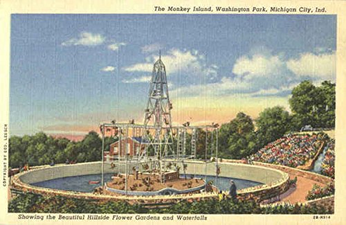 Amazon com: The Monkey Island, Washington Park Lagoon