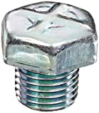 Gits 1637-037805 Style 1637 Breather Vent, 1/4-18 NPT Low Profile Open Breather