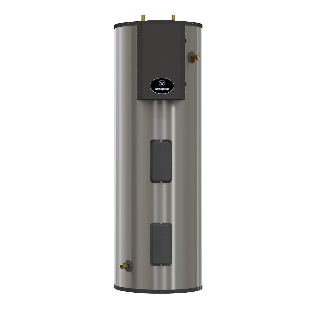 Westinghouse 80 Gal. 10 Year 13,500-Watt Electric Water Heater with Durable 316 l Stainless Steel Tank